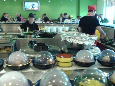 Running Sushi Lugnercity
