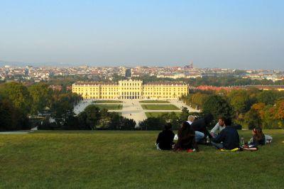 Schönbrunn Picknick